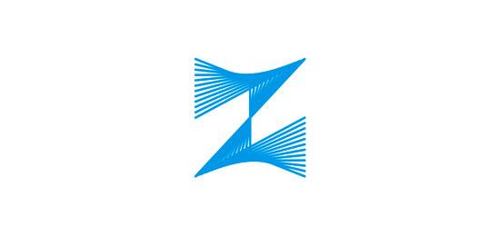 字母款式漂亮的logo设计欣赏