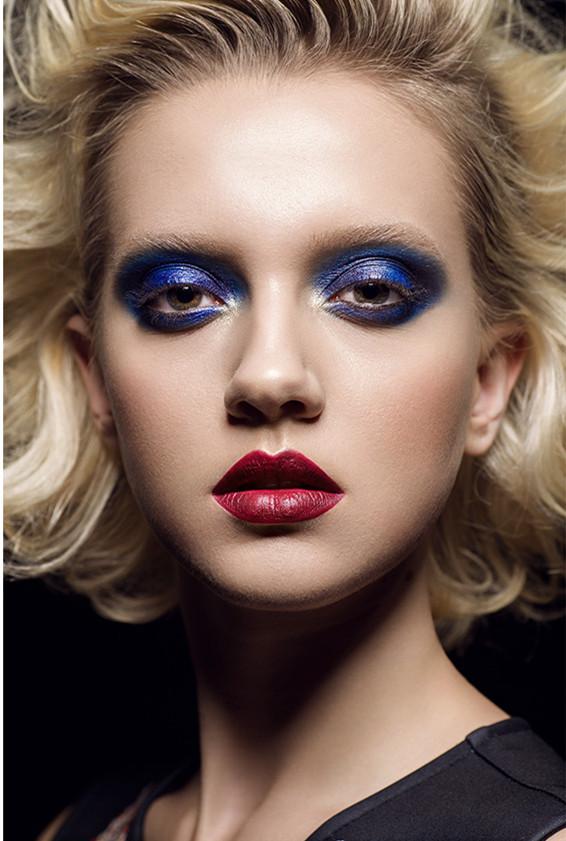 时尚创意发型欣赏图片