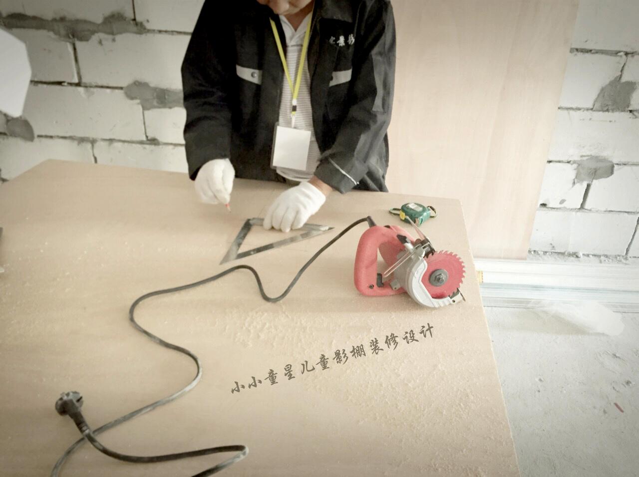 韩国儿童实景影棚设计施工解决方案