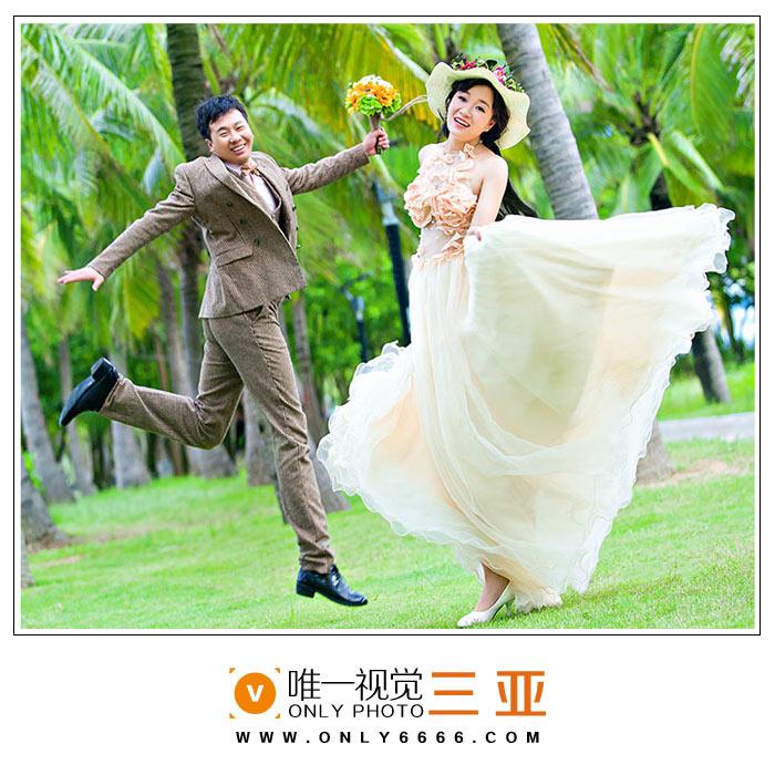三亚婚纱摄影推荐新人们在拍摄婚纱照前要注意哪些