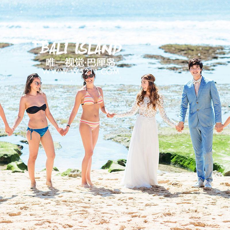 巴厘岛婚纱摄影怎么选出满意的照片