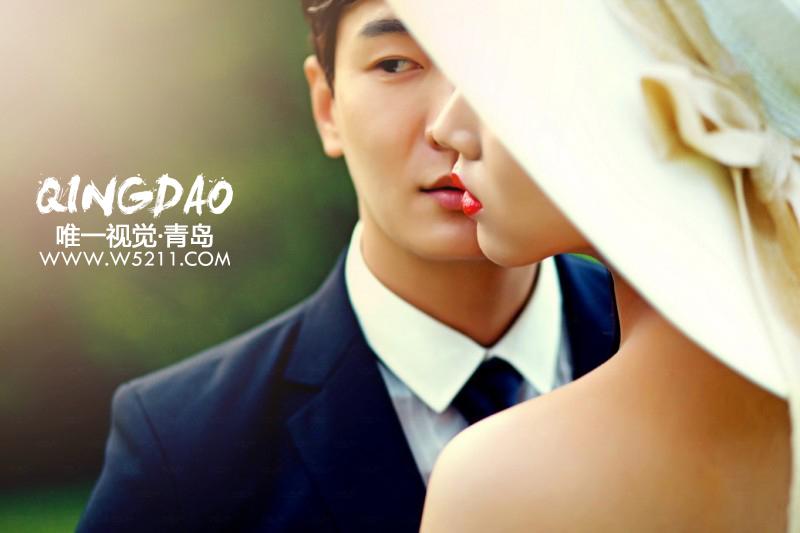 师专区 69 婚纱摄影作品 69 简单的幸福——青岛唯一视觉婚纱摄影