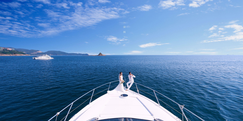 湛蓝的大海风景电脑桌面壁纸下载高清大图预览1680×1050_风景壁纸