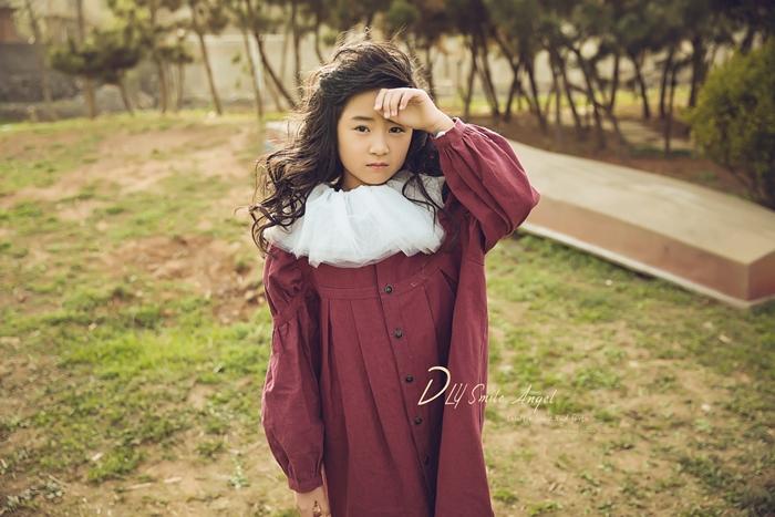 笑天使精致孕味儿童摄影会所最新样片 木