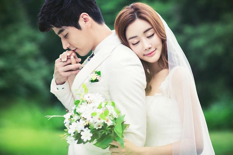 杭州婚纱摄影工作室