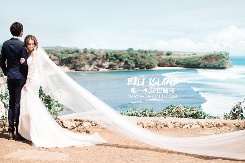 蔚蓝碧海——巴厘岛当地有婚纱摄影吗
