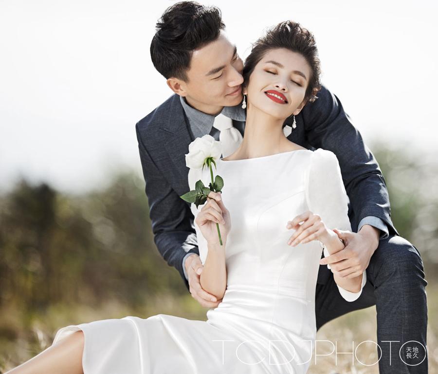 【法式婚纱摄影】轻奢式浪漫分享——扬州天长地久