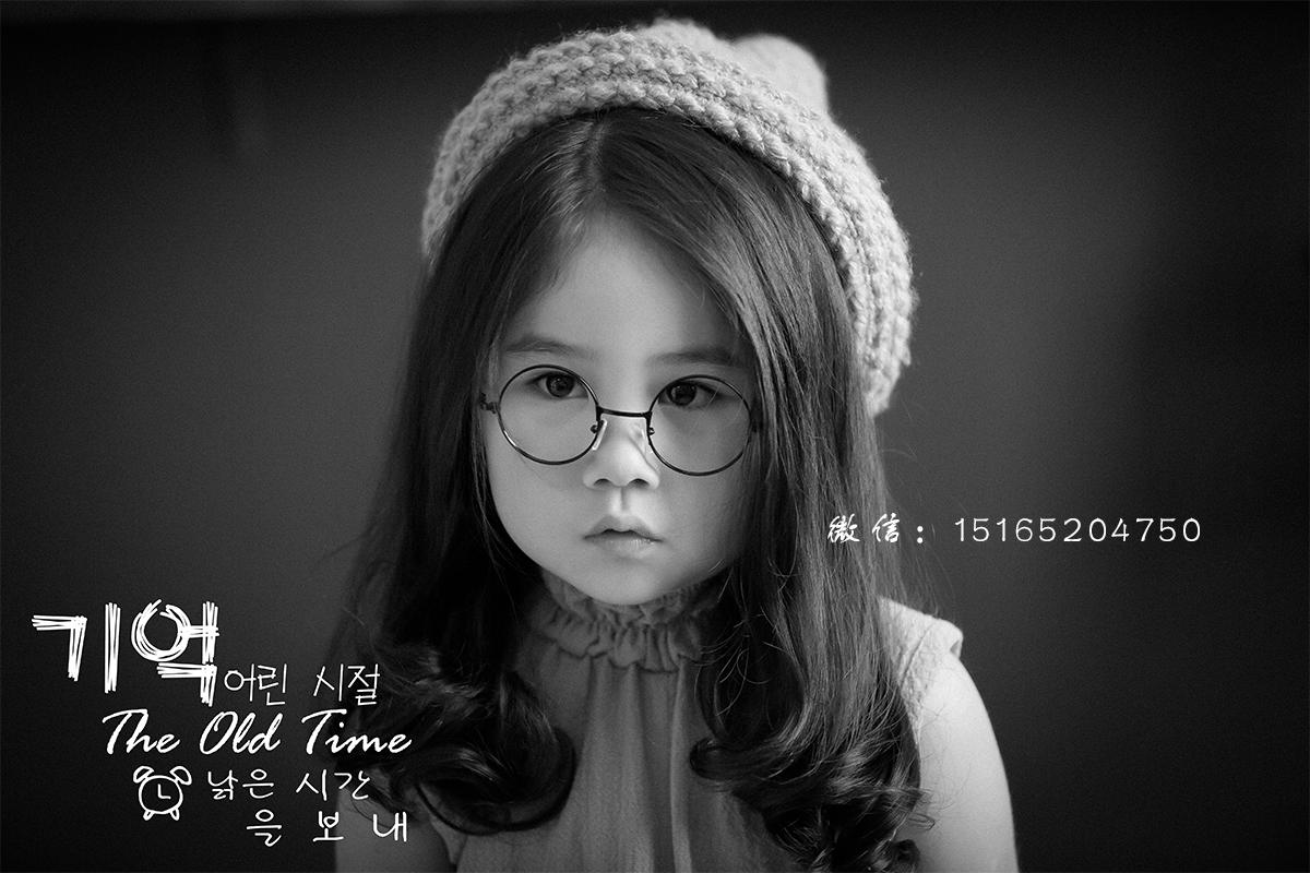 青岛儿童摄影最新主题-旧时光