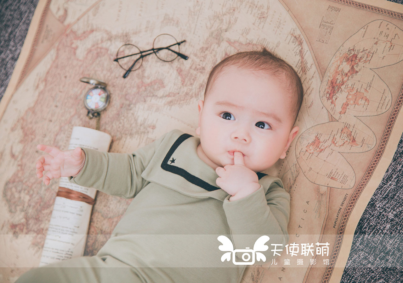 广州天使联萌百天照工作室—记录宝宝童年最好的开始图片