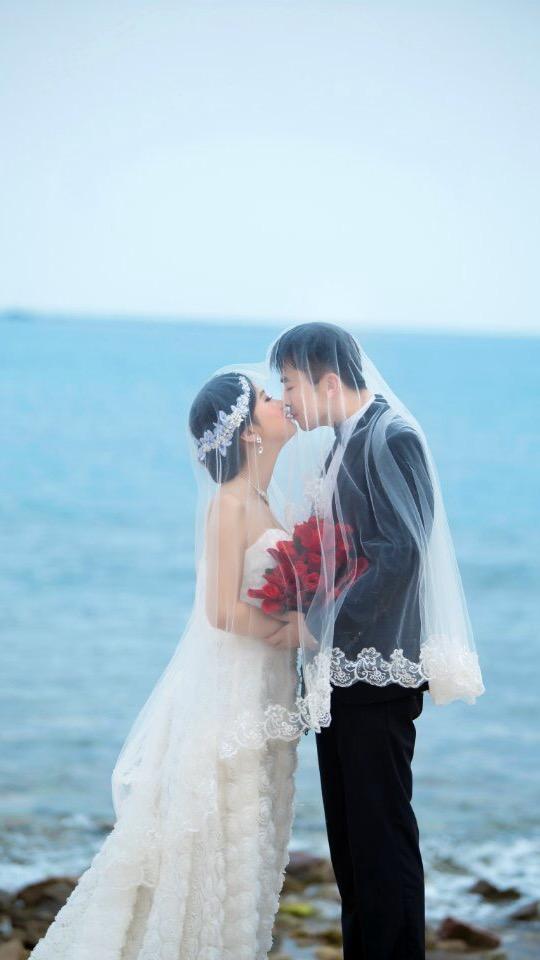 全国旅拍:山东青岛婚纱摄影价格多少钱合适