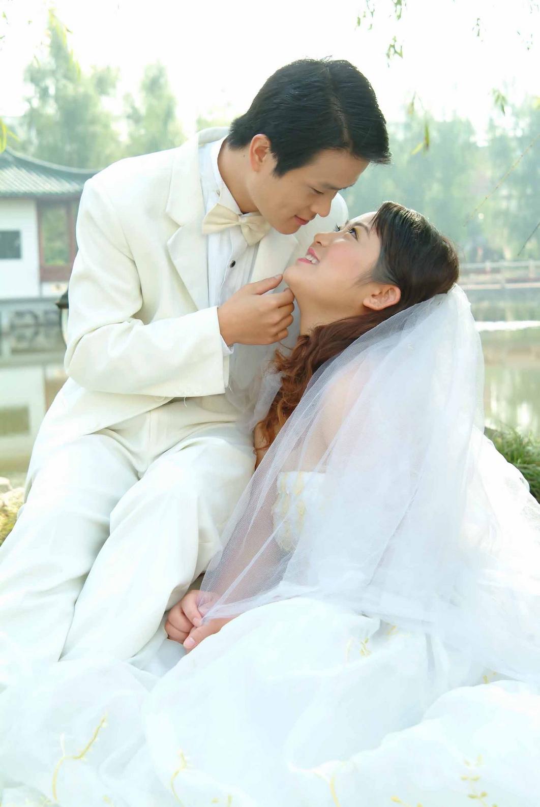 太庙婚纱照,太庙外景第10张-_发型设计