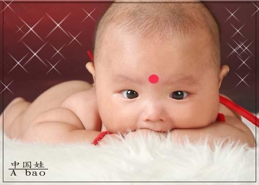 中国最可爱的小孩
