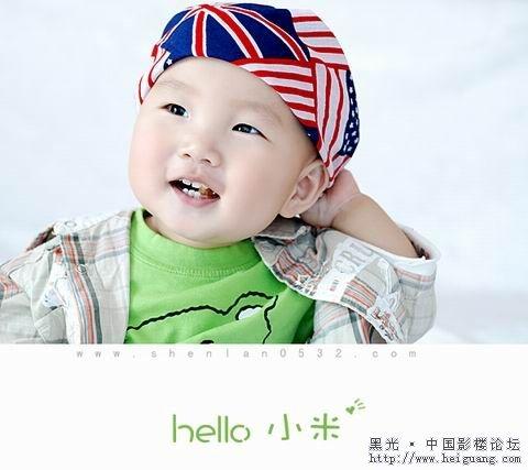 超可爱的小米宝宝(1岁啦)