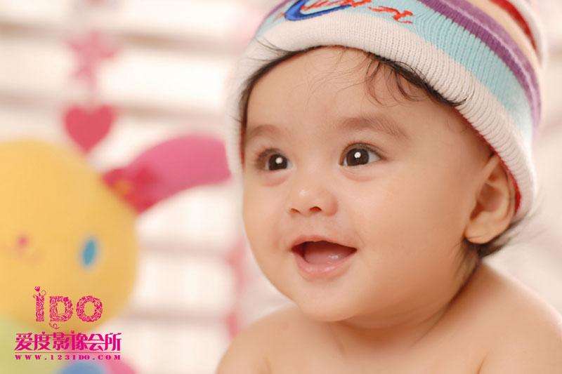 超可爱宝宝_儿童摄影作品