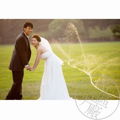 【希区片厂摄影会所】——美式婚纱摄影 一图片