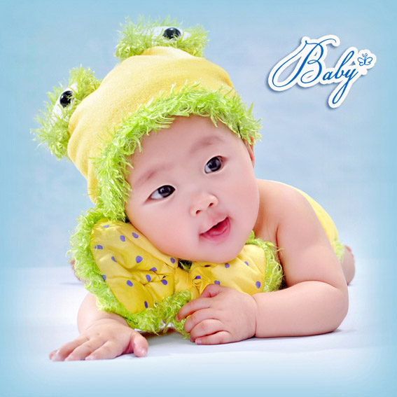 漂亮宝宝_儿童摄影作品