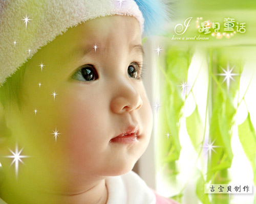 【武汉儿童摄影/儿童摄影工作室】百天小可爱