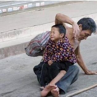 黑光网号召全国摄影师 随手拍照解救乞讨儿童