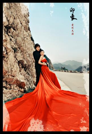 西安墨逸摄影 - 婚纱摄影作品