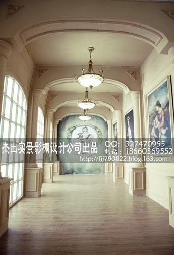杰出实景影棚设计公司最新韩式实景图片