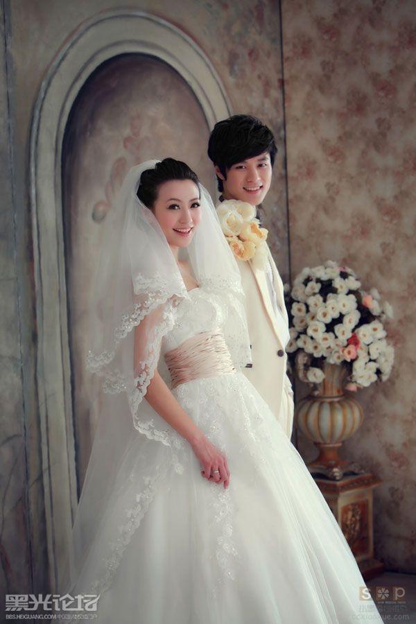 长春小雪婚纱摄影史上最经典的婚纱摄影
