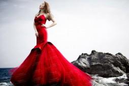 先定一个能达到的小目标,比方说先来照套美美的婚纱照