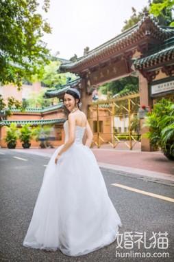 婚纱照作品欣赏之东山口