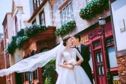 佛山最好的婚纱摄影【大沥色色婚纱】