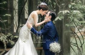 PS修图视频教程:婚纱韩式风格